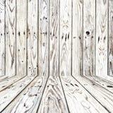 Sitio de madera del vintage Fotografía de archivo