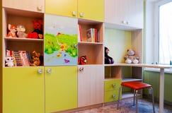 Sitio de niños Imagen de archivo
