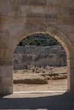 Sitio de Patara Archaelogical Fotografía de archivo libre de regalías