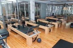 Sitio de Pilates Fotografía de archivo
