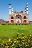 Sitio de Sikandra Foto de archivo libre de regalías