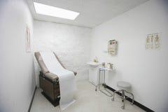 Sitio de tratamiento médico Imagenes de archivo