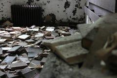 Sitio del abandono Imagenes de archivo
