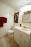 Sitio del baño imagen de archivo