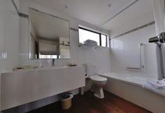 Sitio del baño Foto de archivo