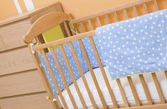 Sitio del bebé Foto de archivo