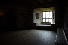 Sitio del castillo Fotografía de archivo libre de regalías