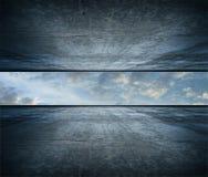 Sitio del cielo Fotos de archivo libres de regalías