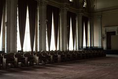 Sitio del congreso Fotografía de archivo