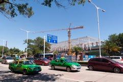 Sitio del ferrocarril de Zhuhai Imagen de archivo