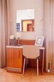 Sitio del hotel de Ares Imagen de archivo