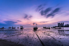 Sitio del mar Fotografía de archivo