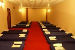 Sitio del masaje Imagen de archivo