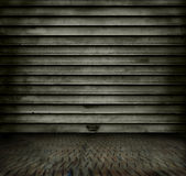 Sitio del metal Foto de archivo