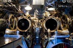 Sitio del torpedo Foto de archivo libre de regalías