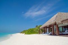 Sitio delantero de la playa Imágenes de archivo libres de regalías