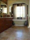 Sitio elegante del baño Fotos de archivo