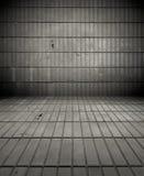 Sitio embaldosado oscuro imagenes de archivo