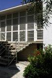 Sitio en el hotel Bodrum Turquía de Fuga Foto de archivo