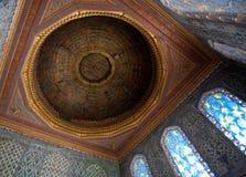 Sitio en el palacio de Topkapi Imagen de archivo libre de regalías