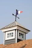 Sitio en el tejado. Fotos de archivo