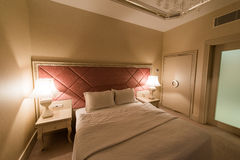 Sitio en hotel de la orilla Imágenes de archivo libres de regalías