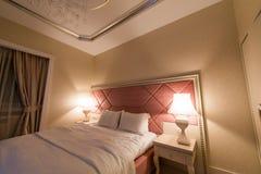 Sitio en hotel de la orilla Imagen de archivo