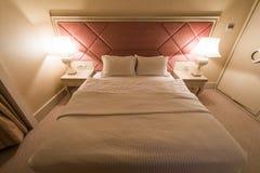 Sitio en hotel de la orilla Fotografía de archivo libre de regalías