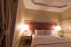 Sitio en hotel de la orilla Foto de archivo
