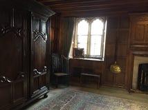 Sitio en un castillo Imágenes de archivo libres de regalías