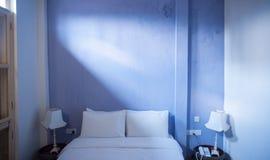 Sitio en un hotel Imágenes de archivo libres de regalías