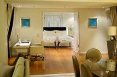 Sitio grande hermoso en hotel del balneario Imagen de archivo