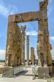 Sitio histórico 29 de Persepolis foto de archivo