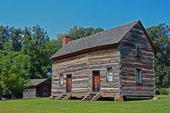Sitio histórico de presidente James K Polk, Pineville, Carolina del Norte Imagen de archivo libre de regalías
