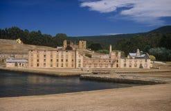 Sitio histórico del Port Arthur Imágenes de archivo libres de regalías