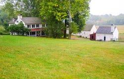 Sitio histórico nacional del horno de Hopewell Fotografía de archivo