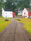 Sitio histórico nacional del horno de Hopewell Foto de archivo libre de regalías