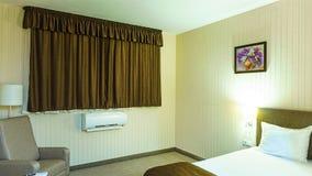 Sitio, hotel, pensión, viaje, durante la noche, apartamentos imagenes de archivo