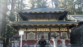 Sitio Japón del patrimonio mundial de Nikko Imágenes de archivo libres de regalías