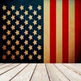 Sitio patriótico Imágenes de archivo libres de regalías