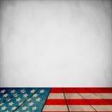 Sitio patriótico Imagen de archivo libre de regalías