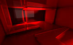 Sitio rojo abstracto Foto de archivo libre de regalías
