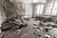 Sitio vacío abandonado Fotografía de archivo libre de regalías