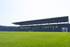 Sitio vacío en el estadio Foto de archivo
