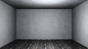 Sitio vacío del grunge Imágenes de archivo libres de regalías