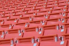 Sitios vacíos en el estadio Fotos de archivo