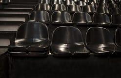 Sitios vacíos en la sala de conciertos Fotografía de archivo libre de regalías
