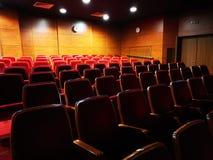 Sitios vac?os en el teatro imágenes de archivo libres de regalías