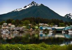 sitka Аляски Стоковые Фотографии RF