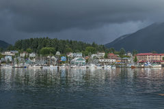 Sitka, Alaska Lizenzfreies Stockfoto